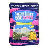 Nat Bal Fat Cat 15lb