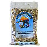 Featherglow Fancy Soak and Simmer Bird Food 2Lb. 3 Pack