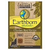 Earthborn Grain Free Dog Biscuits Chicken 14oz