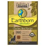 Earthborn Grain Free Dog Biscuits Chicken 2lb