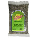 Volkman Sterilized Hemp Seed For All Seed Eating Birds 2lb