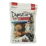 Digest-eeze Beef Pork and Chicken Bones 4 Inch 4 Pack