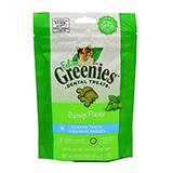 Feline Greenies Catnip Flavor Dental Treats For Cats 2.5 oz