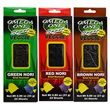 Omega One Super Seaweed MultiColor Fish Food 24ct. 3 pack