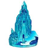 Frozen Ice Castle Mini Aquarium Ornament