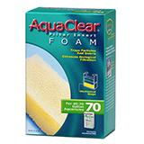AquaClear 70 Foam Aquarium Filter Insert