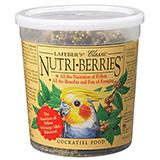 Lafeber NutriBerries Cockatiel 12 ounce Food