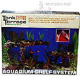 Penn Plax Tank Terrace Master Aquarium Ornament