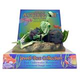 Penn Plax Action Skeleton w/Jug Aquarium Ornament
