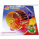 Penn Plax SAM Small Animal Work Out Exercise Wheel