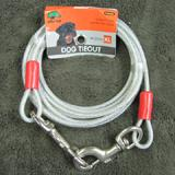 Cider Mill Cable 15 foot XLarge Dog Tie-out
