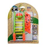 Penn Plax Link-A-Gym Ladder 2 piece Bird Toy