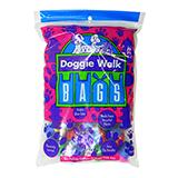 Doggie Walk Dog Waste Bags in capsules