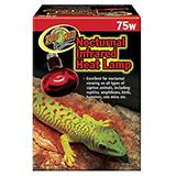 Repti Infrared Reptile Heat Lamp Bulb 75 Watt