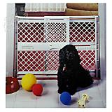 NSI Pet Gate Doorway Barrier Small