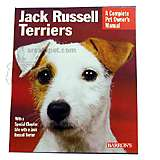 Jack Russell Terrier Complete Pet Owner's Manual