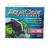 AquaClear Power Head Submersible Aquarium Pump Model 50