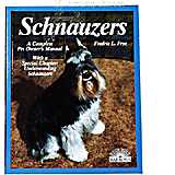 Schnauzer Complete Pet Owner&#39s Manual