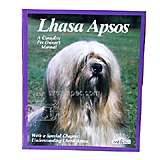 Lhasa Apsos Complete Pet Owner's Manual