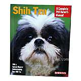 Shih Tzu Complete Pet Owner's Manual