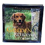 Golden Retriever All That Glitters Book