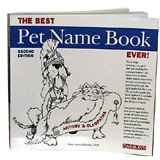 Best Pet Name Book Ever