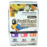 ZuPreem Fruit Blend Large Parrot Food 17.5 pound