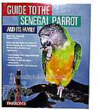 Guide to The Senegal Parrot Book