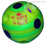 Wiggly Giggly Ball Small Dog Toy