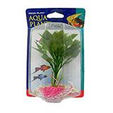 Water Chestnut Bottom Plastic Aquarium Plant