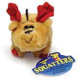 Booda Squatter Moose Dog Toy