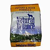 Natural Balance Potato & Duck Allergy Dog Food 13lb