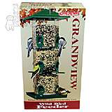 Perky Pet Grandview Wild Bird Seed Feeder