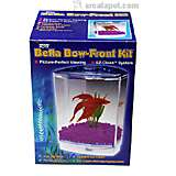 Penn Plax Betta Bow-Front Tank Kit