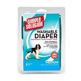 Simple Solution Washable Dog Diaper Medium 15 - 35Lbs