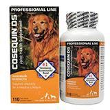 Cosequin Double Strength Chewable 100 Dog Glucosamine Tablet