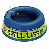 Spill Less Dog Bowl 10 inch
