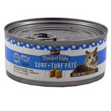 Merrick Surf N Turf Cat Food 5.50 ounce Case