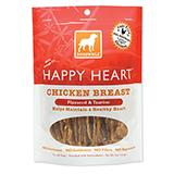 Dogswell Happy Heart Chicken Breast Dog Treats 5 ounce