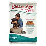 Chicken Soup for the Puppy Lovers Soul Puppy Food 18lb