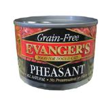 Evanger's Pheasant Canned Dog and Cat Food 6 oz