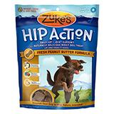 Zuke's Hip Action Peanut Butter 6 ounce Dog Treat