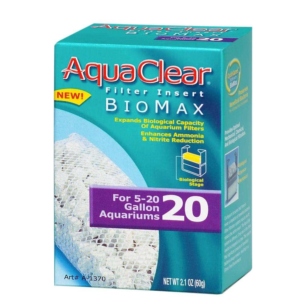 Aquaclear BioMAX 20 Aquarium Filter Insert
