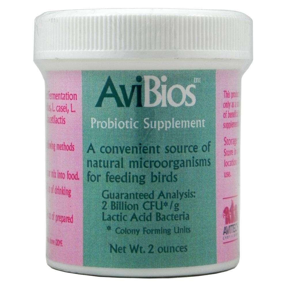 Avitech AviBios Probiotic (Lactobacillus) Supplement 2 oz