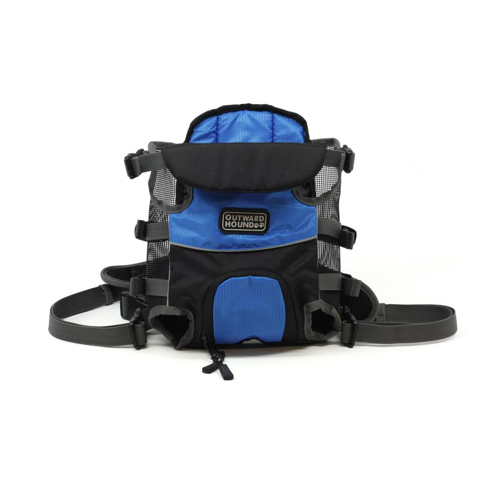 Pet Travel Carrier Legs-Out-Front for Dogs under 10 lbs