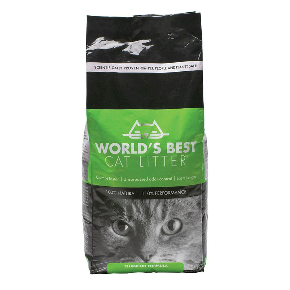 World's Best Cat Litter Clumping Formula 28 Lb