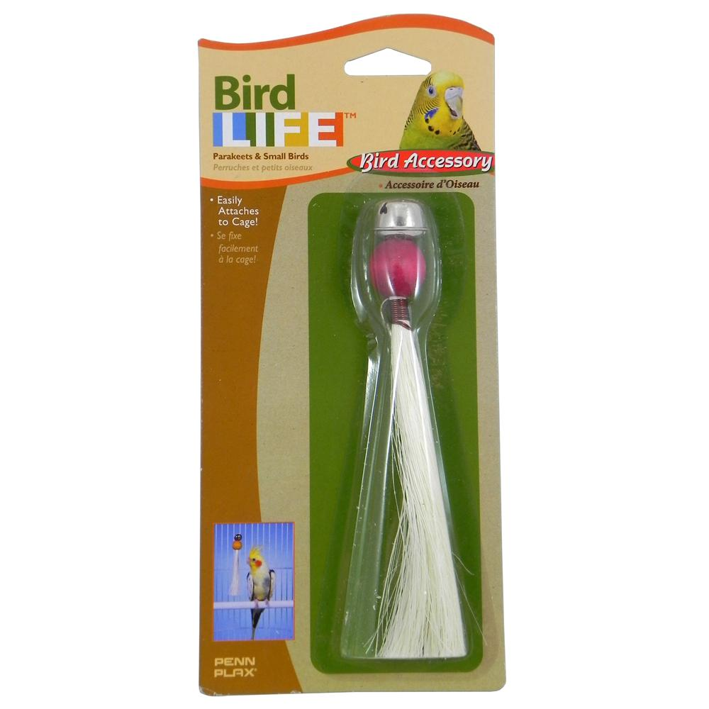 Hanging Bird Pacifier with Bell Large