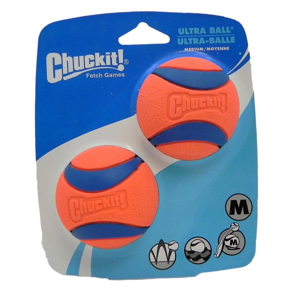 Chuckit Ultra Ball 2 Pack