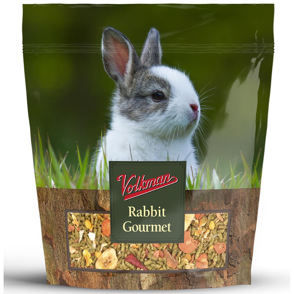 Volkman Rabbit Gourment Juvenile Rabbit Food 4Lb.