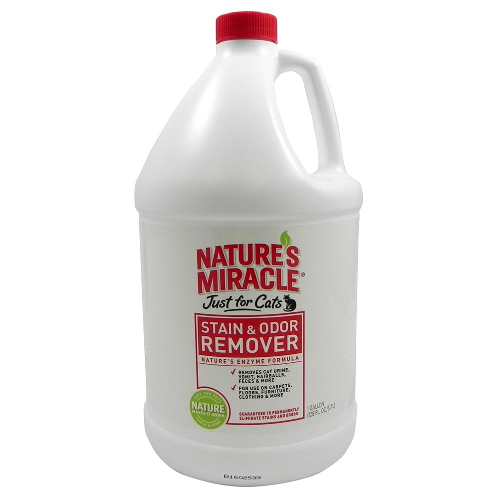 Natures Miracle Cats Gallon Stain and Odor Remover